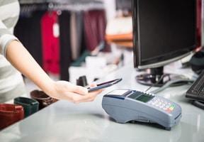 Apple Pay Credit Card Machine