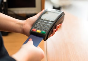 EMV Chip and Pin Credit Card Reader