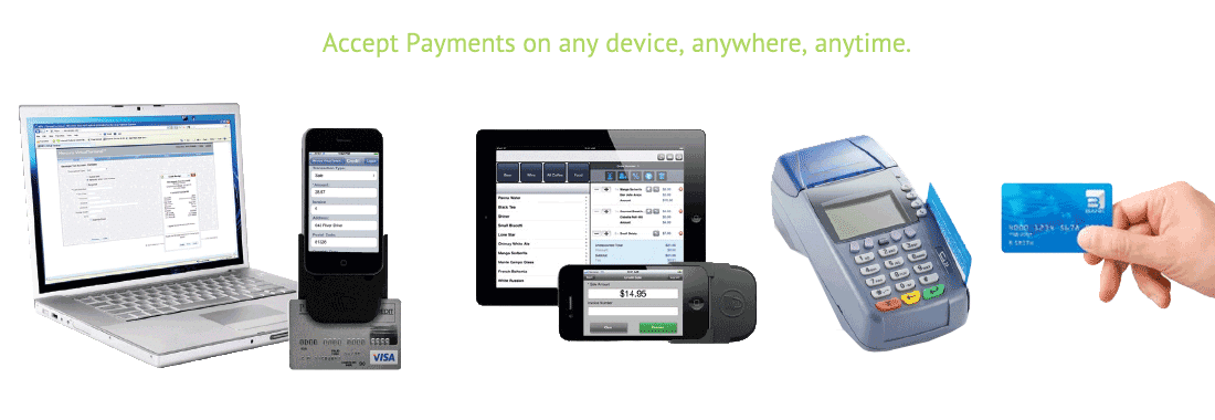 Virtual Merchant Account Credit Card Terminals