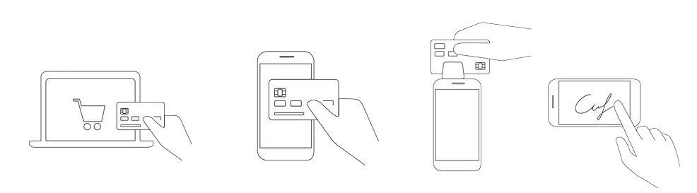Virtual Merchant Account - Payment Gateway Devices