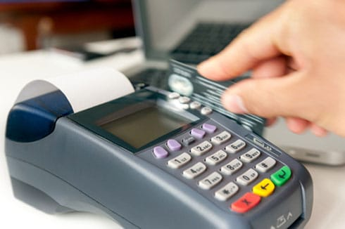 Merchant Account Credit Card Terminal